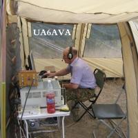 IARU HF Field Day SSB 2018. Юрий UA6AVA, последние 30 минут теста.