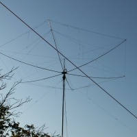 Сопка Героев, г.Крымск. UD6A, наша надёжная антенна Робинзон.