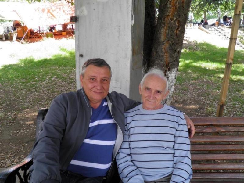 Два Анатолия R6AW & 4L1MA