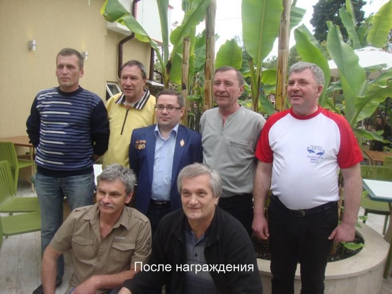Президент СРР в гостях у радиолюбителей МО СРР по г.Сочи (пос.Лазаревское)
